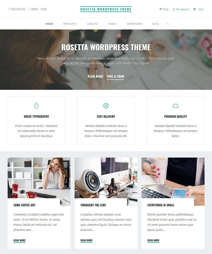 Highly Customizable Wordpress Themes Cryout Creations