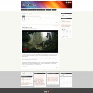 Parabola Blog Page