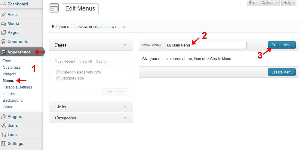 custom-menus-1,2,3
