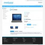 Medussa Product Page