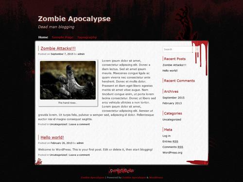 Zombie Apocalypse PP