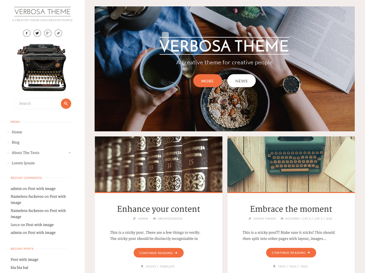 verbosa-wordpress-theme