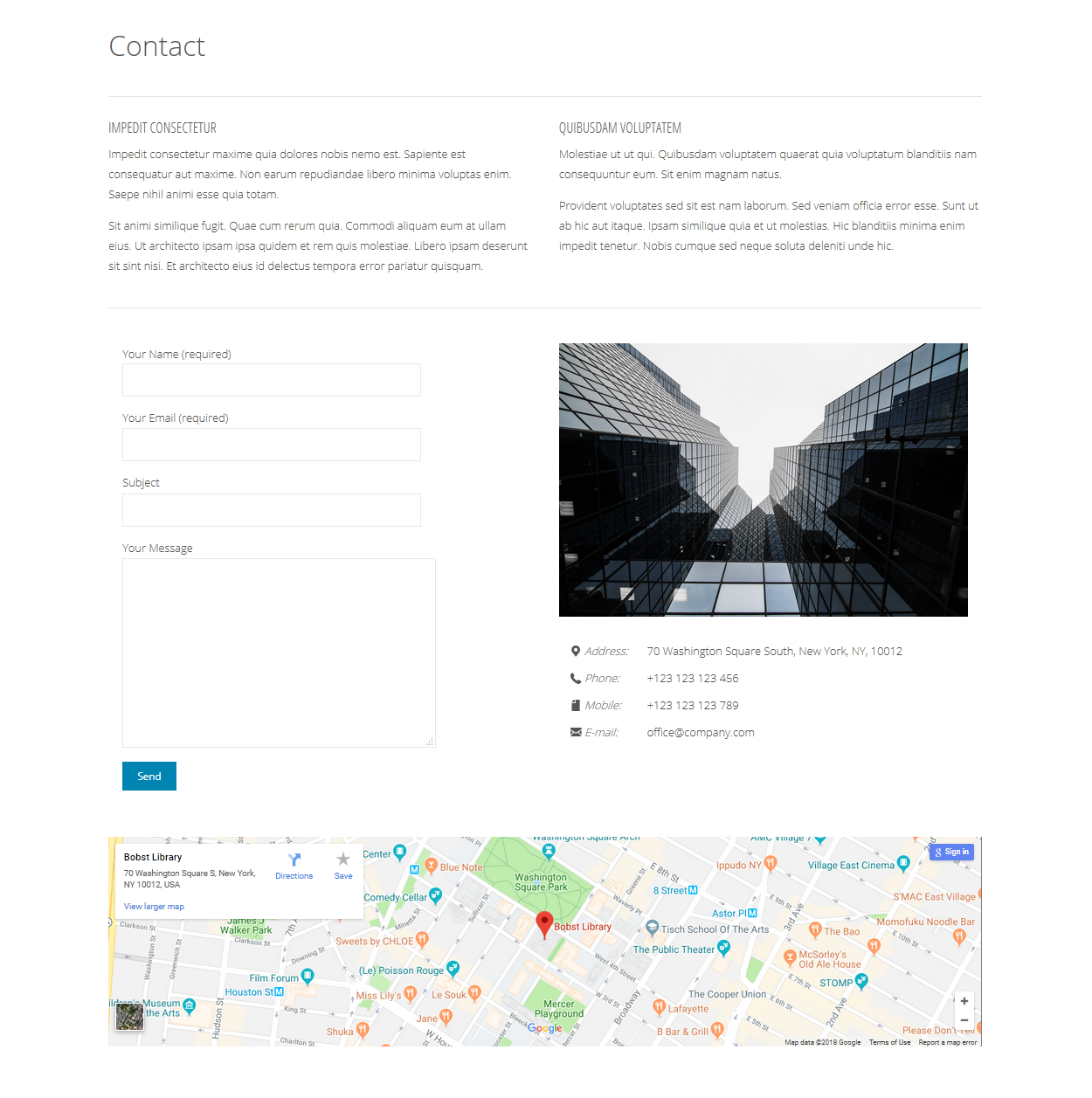 How To Use The New Plus Themes Page Templates Cryout Creations